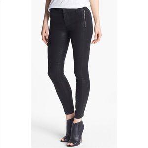 Anthropologie J. Brand Tabitha Moto Jeans Sz 28